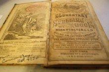 Nineteenth Century Websters Spelling Book